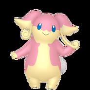 531Audino Pokémon HOME