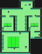 RGBY 관동 로켓단 아지트 지하 1층