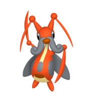 402Kricketune Pokémon HOME
