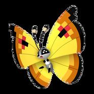 666Vivillon Continental Pattern Pokémon HOME