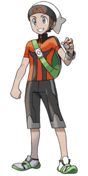 Pokemon ORAS Brendan