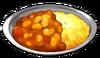 콩 듬뿍 카레 주인공