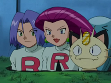 Team Rocket Concentratie