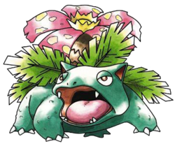 Pokémon Green Artwork