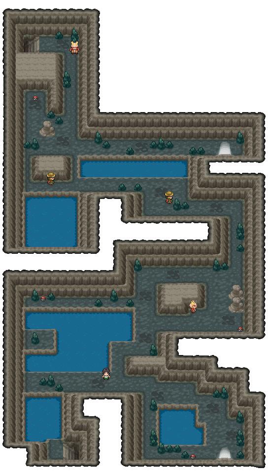 Union Cave | Pokémon Wiki | Fandom