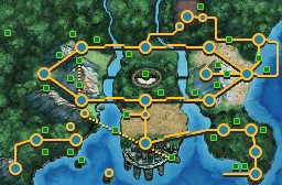 Current map