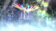 Xerneas anime
