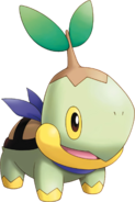 387Turtwig Pokemon Mystery Dungeon Explorers of Sky