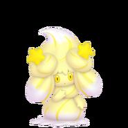 869Alcremie Lemon Cream Star Sweet Pokémon HOME