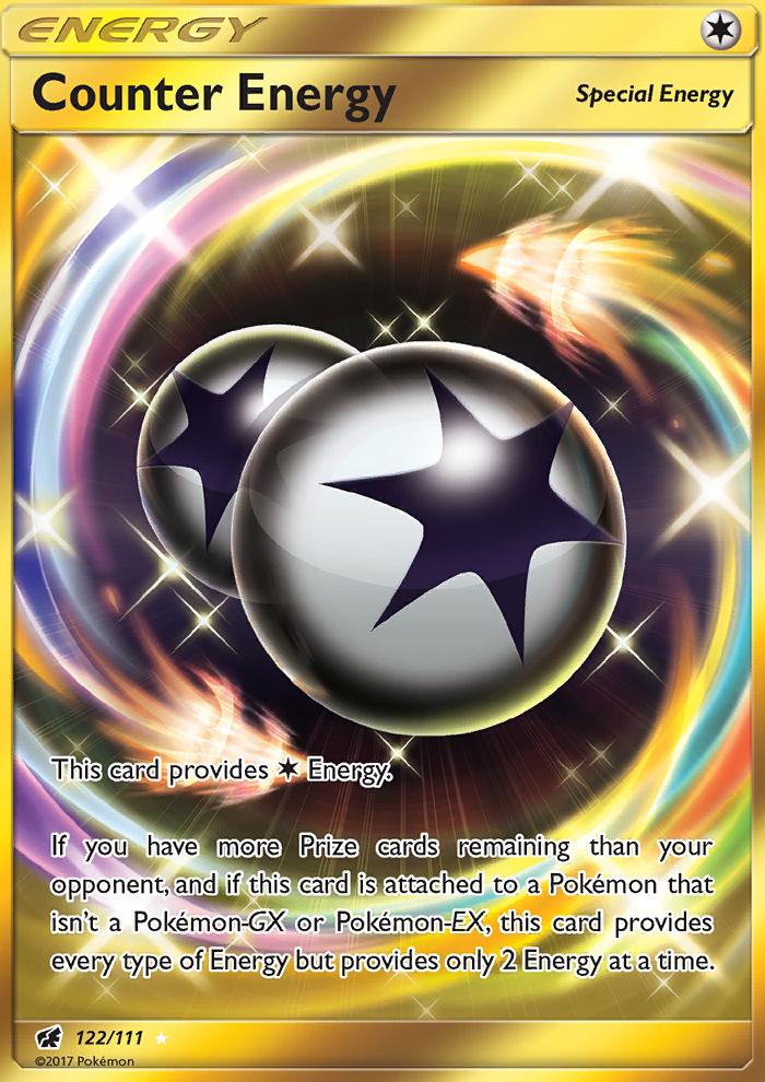 Uncommon Pokemon: Counter Energy Crimson Invasion 100//111
