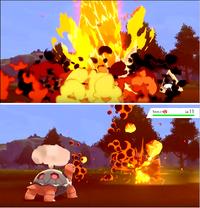 Eruption VIII