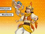 Pokémon Conquest characters