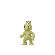 Machop GO Shiny