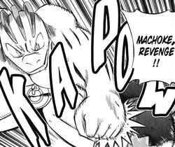 Team Galactic's Machoke Revenge DPA