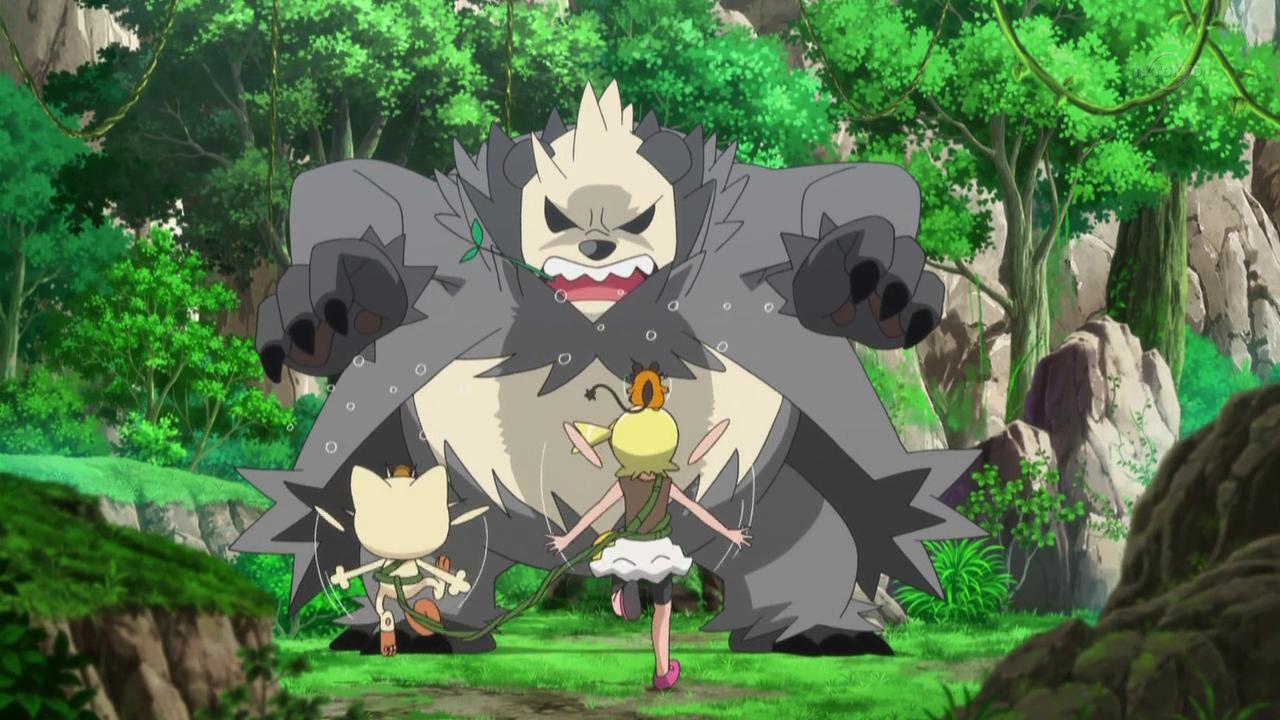 pokemon xy episode 122