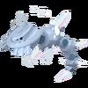 208Steelix Mega Pokémon HOME