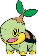387Turtwig Dream
