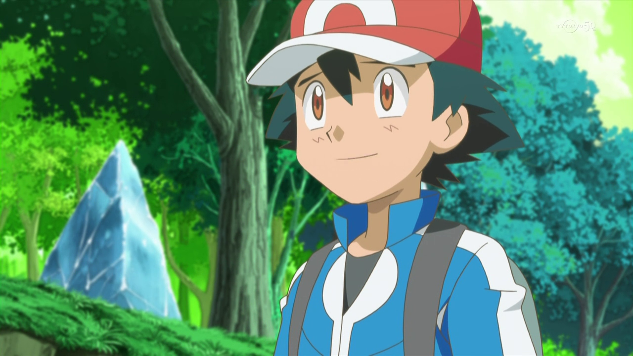 mirror ash ketchum pokémon wiki fandom powered by wikia