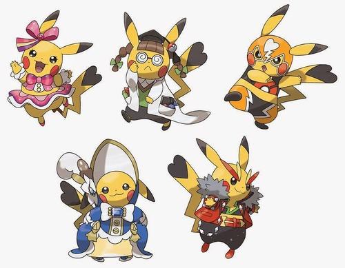 FileCosplay Pikachu costumes.png  sc 1 st  Pokemon Wiki - Fandom & Image - Cosplay Pikachu costumes.png | Pokémon Wiki | FANDOM powered ...