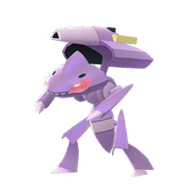 Genesect S-GO