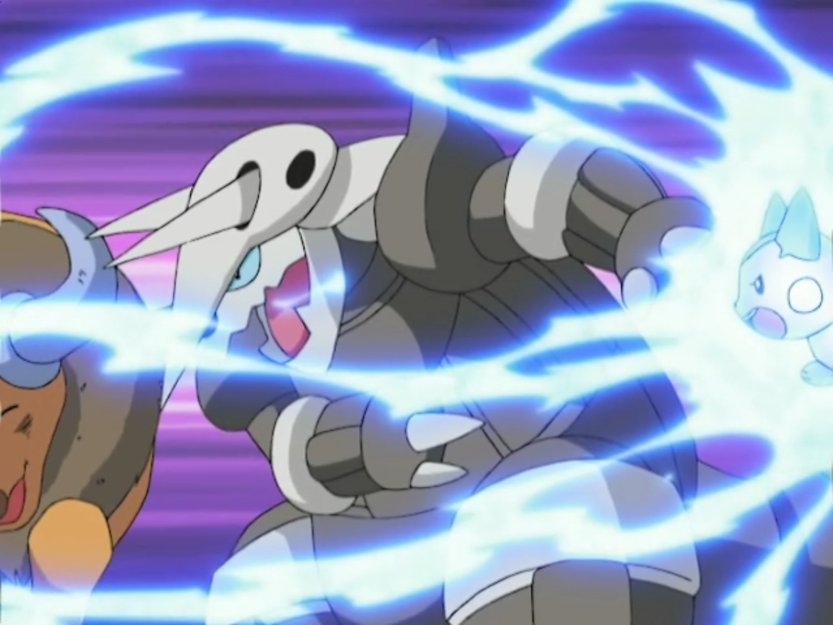 Conway Aggron