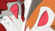 Lycanroc (Midnight Form) Vs Lycanroc (Dusk Form) Pt. 2