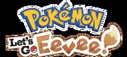 Pokémon Let's Go Eevee! Logo