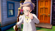 Professor Magnolia in Game
