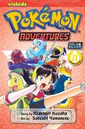 Viz Media Adventures volume 11