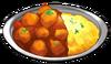 감자 듬뿍 카레 포켓몬 중