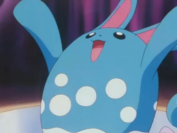 Trixie S Azumarill Pok 233 Mon Wiki Fandom Powered By Wikia