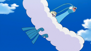 Ultra Guardian Lillie's Ride Altaria