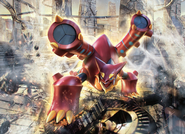 Volcanion Pokemon TCG XY Steam Siege