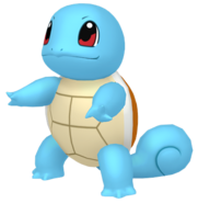 007Squirtle Pokémon HOME