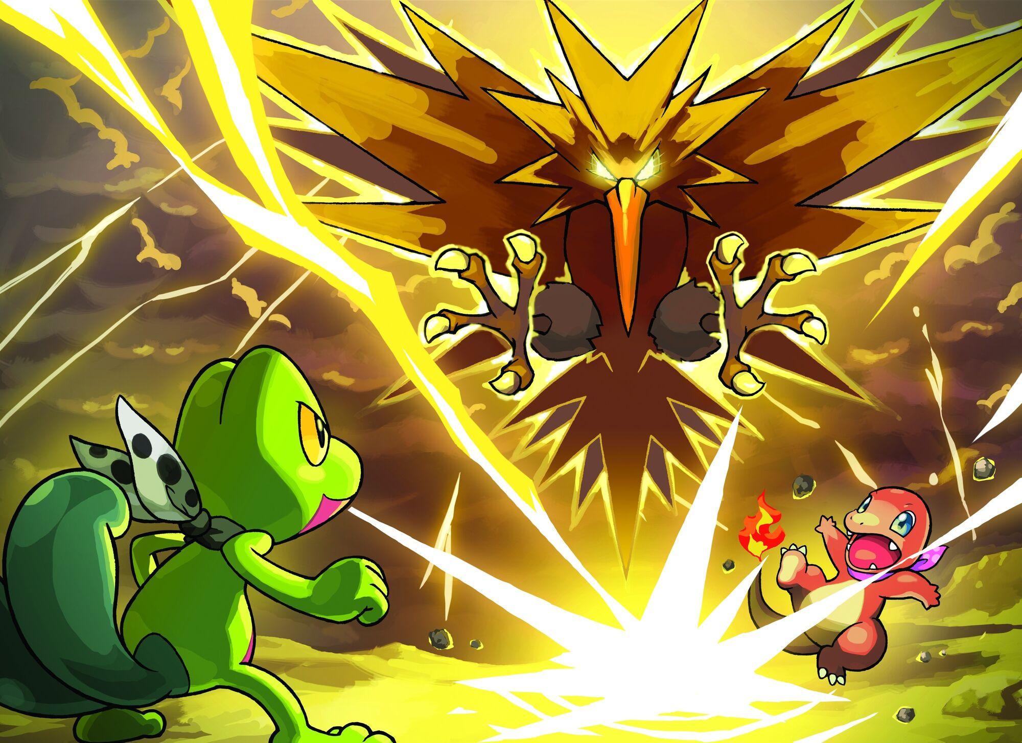zapdos pokémon wiki fandom powered by wikia
