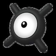 201Unown X Pokémon HOME