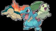 210px-Pokémon iniciales de Johto