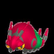543Venipede Pokémon HOME
