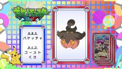 Pokémon Quiz XY021