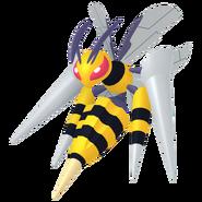 015Beedrill Mega Pokémon HOME