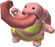 108Lickitung Pokemon Stadium