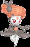 648Meloetta Pirouette Forme Pokémon HOME