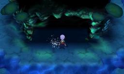 ORAS 해저동굴