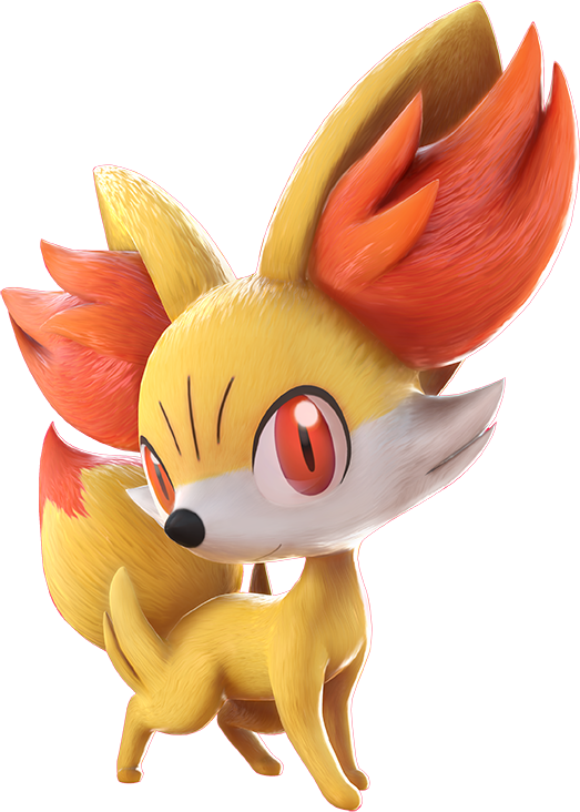 support fennekin