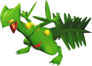 254Sceptile Pokemon Colosseum