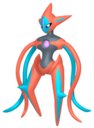 386Deoxys Attack Forme Pokémon HOME