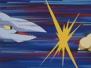 Miki Skarmory Fury Attack