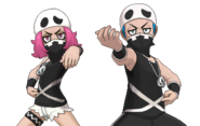 VS Team Skull Grunts SM