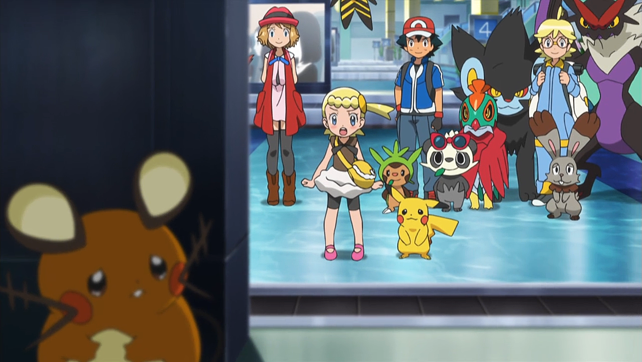 Pokemon Xyz Anime List