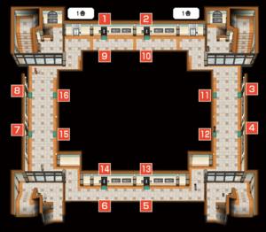 ORAS 보라시티 2층